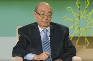 Mohamed Chakor, en el programa 'El islam hoy' de La 2, de TVE